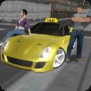 疯狂出租车司机3D责任 3d taxi driver