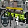 3D公交车模拟驾驶停车
