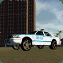 警车漂移赛车3D