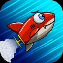 小红鲨逃亡