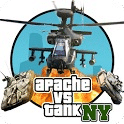 纽约坦克大战 APACHE VS TANK IN NEW YORK