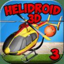模拟直升机3:3D遥控直升机 Helidroid 3 : 3D RC Helicopter