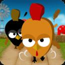 小鸡赛跑 Chicknspeed