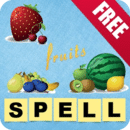 水果拼字 Kids Learn to Spell (Fruits)