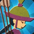 骑马射箭:SAMURAI SANTARO
