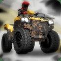 四轮摩托模拟