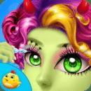 怪物公主化妆