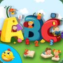 ABC闪存卡为孩子