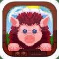 狮子猪 Lion Pig