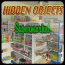 隐藏的对象 - 超市