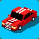 像素游戏:公路飚车