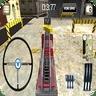 3D真实消防车模拟驾驶停车