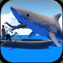 大鲨鱼来袭