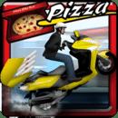 比萨快递员  Pizza Bike Run