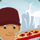运披萨的男孩