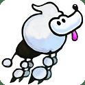 跳跃贵宾犬 Poodle Jump