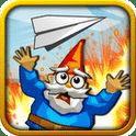 纸飞机VS小矮人(Paper Glider vs. Gnomes)