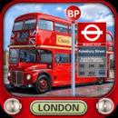 伦敦公交驾驶  London Bus Parking