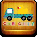 汽车城市 - 注音符号儿童游戏