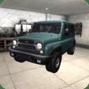 4驱吉普车模拟