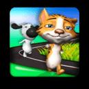 猫与狗的捉迷藏游戏