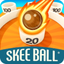 投球游戏机 Skee-Ball Arcade