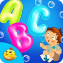 ABC气泡弹出幼儿