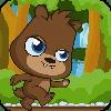 奔跑的小熊