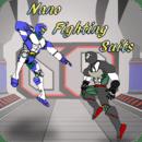 纳米套装战斗