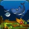 海底大鱼吃小鱼