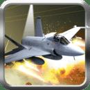F18 战斗机空袭