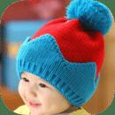 宝宝帽子编织视频
