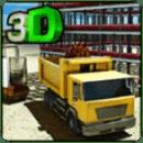 施工卡车司机3D