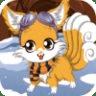 冬季小狐狸