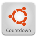 Ubuntu Countdown Widget
