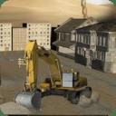 挖沙挖掘机3D
