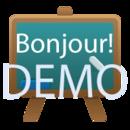 法语课时演示