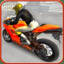 爬坡城市摩托3D