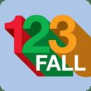 飞落的数字123 Fall