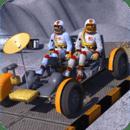 3D月球探测车