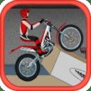 摩托车技巧挑战赛