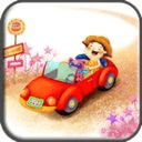 儿童道路练车