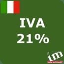 Iva al 21%