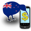 NZ Phone Account Widget