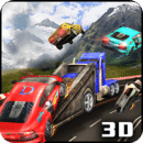 Highway Smashing Road Truck 3D
