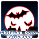 Children Color Halloween Free