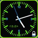 模拟时钟屏幕锁