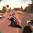 摩托赛车交通公路