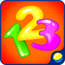 儿童游戏:学习数字
