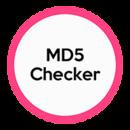 MD5查看:MD5 Checker